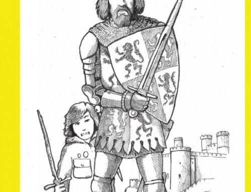 Jamie Meets Owain Glyndŵr